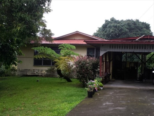 MLS No. 265828 - South Kona House For Sale