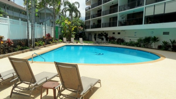 MLS No. 262870 - North Kona Condominium For Sale