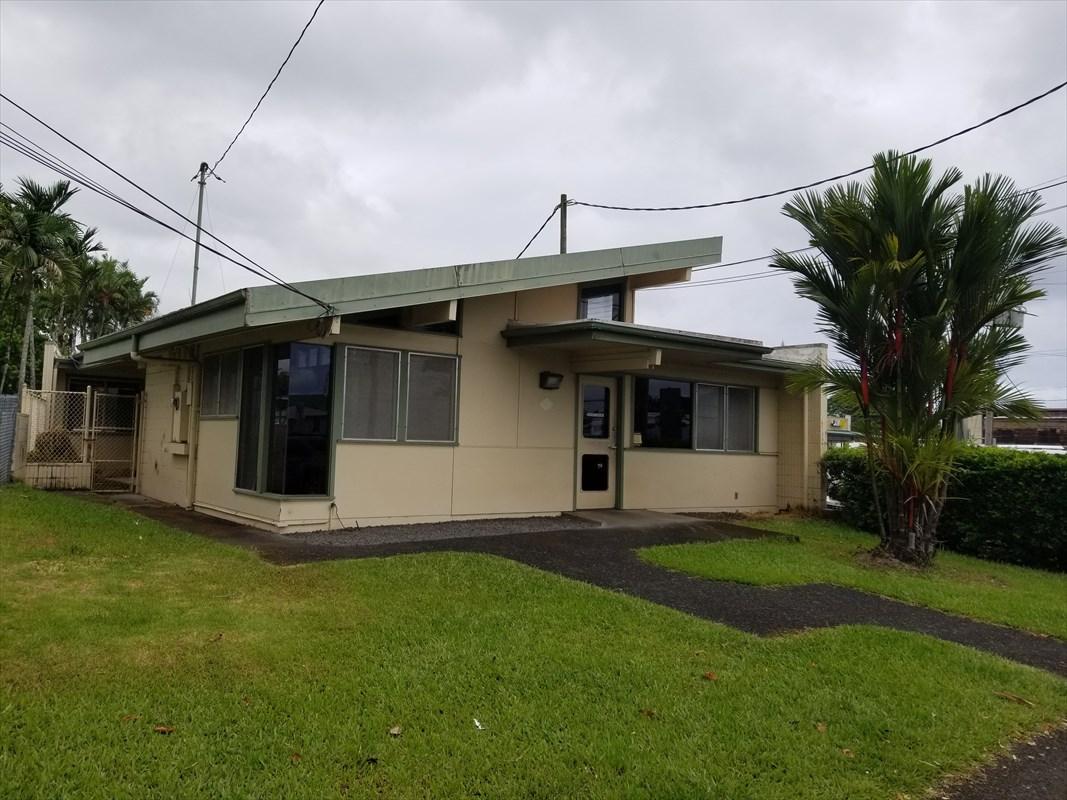 198 PONAHAWAI ST, HILO, Hawaii