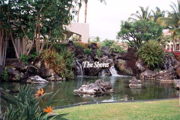 Private center unit located in the Tamarind Tower.  Overlooks large koi fish bond with distant view of swimming pool.  Large lanai over 500 sq ft for great outdoor Hawaii living.  There is two bedroom suites located on opposite sides of the living room offer more privacy.