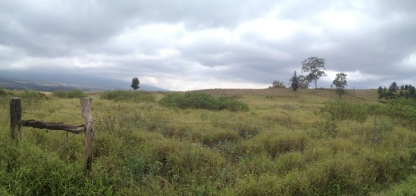 5.569 Acres of land located in Puuanahulu next to Big Island Golf and Country Club.