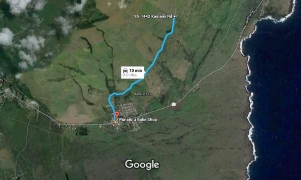 95-1442 Kaalaiki Road, Naalehu, HI 96772