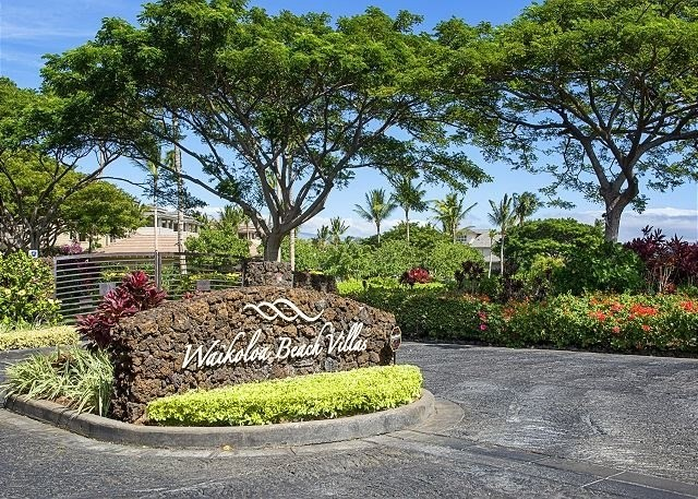 This lovely, landscaped complex in the Waikoloa Resort is a short walk away from the Queen and Kings' Shops and the tropical beauty of Anaeho'omalu Bay where you will enjoy swimming, snorkeling, ocean activities or simply lounging under the coconut trees.This 2 bedroom, 2 bath condo is located on the ground floor bordering the Waikoloa King's Course fairway which provides an open greenbelt of vision as you relax outdoors while enjoying the food cooked on your built in barbeque.Fully tiled in the living, dining and kitchen area, it has been barely used by the owners and has had limited usage as a rental due to  this last year.  Beautifully maintained.This  is an opportunity to redirect and spend those special life  moments basking in the tropical beauty, pleasures and peacefulness of the Big Island.