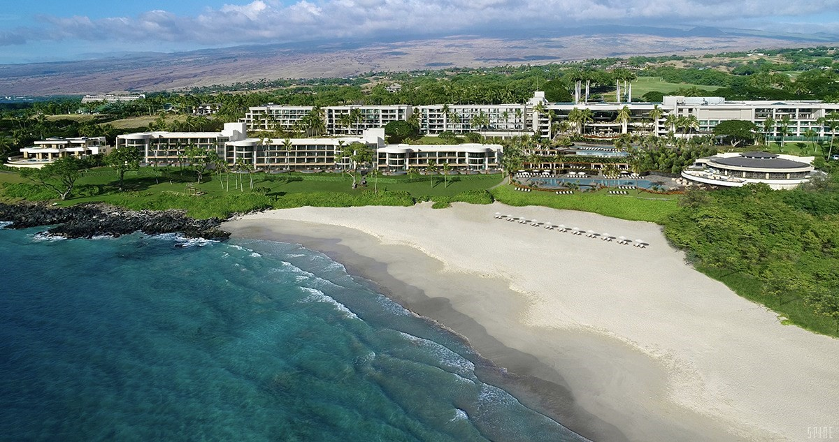 INTRODUCING HAWAII'S MOST EXTRAORDINARY BEACHFRONT RESIDENCES ON HAPUNA BEACH AT THE BELOVED MAUNA KEA RESORTLet nothing come between you and the sea, sand and sky. Let nothing come between you and the legendary destination that created and has defined island luxury for generations. A rare and historic opportunity to own what may be the last beachfront residences in the world so magnificently located.This beachy contemporary residence features a private pool, European Oak wood flooring, high-end appliances such as Wolf stove/oven/microwave, Sub-Zero fridge, Miele dishwasher, Maytag front-load washer/dryer and upscale fixtures.  B15 is one of the three 4-bay units.Do not miss this rare opportunity to own this one-of-a-kind residence steps away from one of the best white sand beaches in the world!