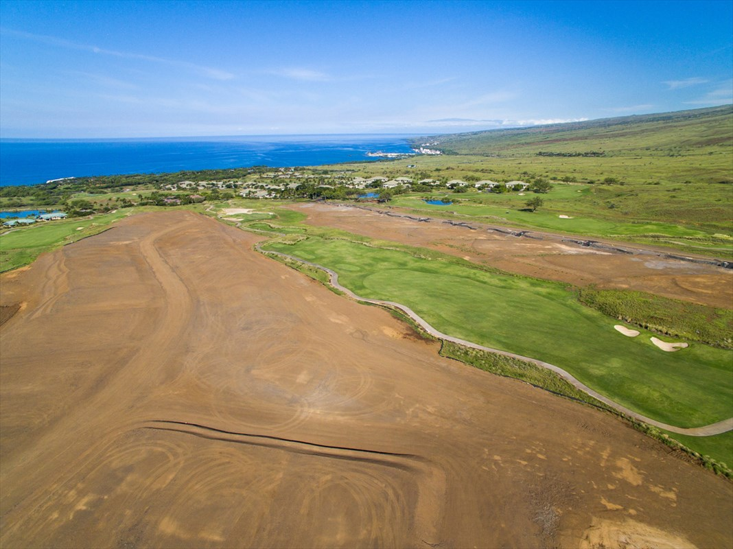 A CPR parcel graded for 15 detached homes with amazing ocean, Kohala Coast, Maui and mountain views inside the Hapuna gate of the Mauna Kea Resort. Offered at $6,900,000 ($460,000 per residence).  To be delivered with mass grading complete and a water service lateral.Hapuna is a happening place with newly branded Westin Hapuna Beach. This may be the perfect time for developing homes in this beloved resort.
