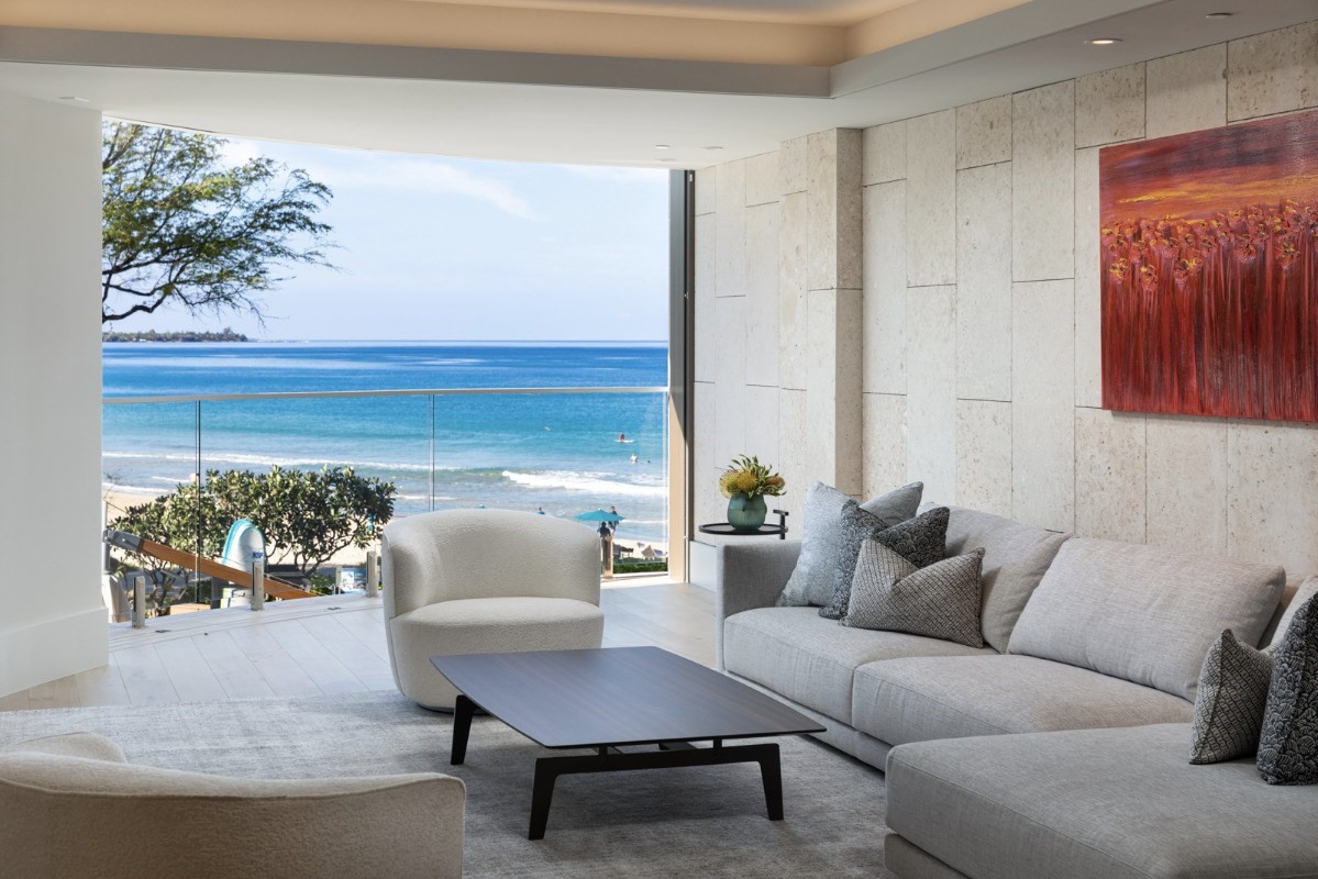 INTRODUCING HAWAII'S MOST EXTRAORDINARY BEACHFRONT RESIDENCES ON HAPUNA BEACH AT THE BELOVED MAUNA KEA RESORTLet nothing come between you and the sea, sand and sky. Let nothing come between you and the legendary destination that created and has defined island luxury for generations. A rare and historic opportunity to own what may be the last beachfront residences in the world so magnificently located.These beachy contemporary residences feature European Oak wood flooring, high-end appliances such as Wolf stove/oven/microwave, Sub-Zero fridge, Miele dishwasher, Asko washer/dryer and upscale fixtures.A21 has a bonus room as well as an office.Do not miss this rare opportunity to own this one-of-a-kind residence steps away from one of the best white sand beaches in the world!