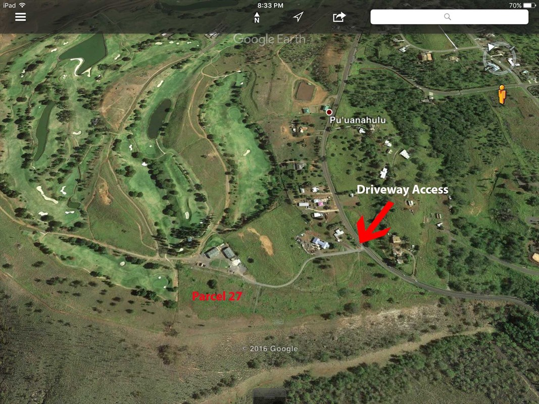5.713 Acres of land located in Puuanahulu next to Big Island Golf and Country Club.Owners are licensed Hawaii Realtors.