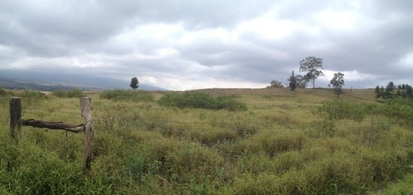 5.713 Acres of land located in Puuanahulu next to Big Island Golf and Country Club.